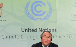 China's top climate negotiator removed from leadership list