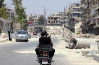 Islamic State closes on Syria's Aleppo; U.S. stops rebel training