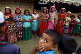 Myanmar releases census data, but excludes Rohingya minority