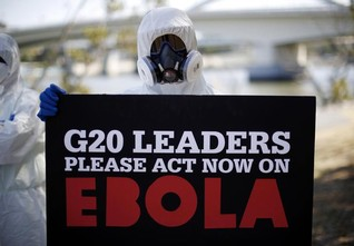 International Ebola fight helping but more work needed -U.N. chief