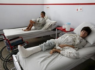 Afghan aid workers, civilians will bear the brunt after MSF hospital bombing - experts