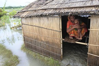 Flash floods, landslides kill 23 in southeastern Bangladesh