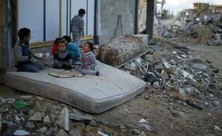 Of $5.4 billion pledged for Gaza, only a fraction delivered