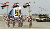 Iraq finance minister urges battle against graft in military