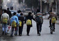 Syria region where polio found not vaccinated in 2012
