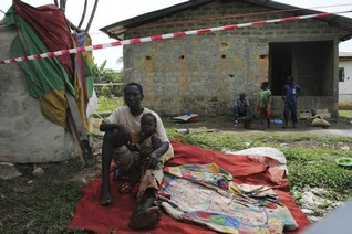 """Exhausted"" Liberia struggles with long Ebola 'to do' list"