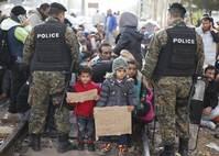 U.N. slams Balkans border curbs on refugees