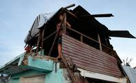 With funding shortfall, Haiyan survivors build back worse