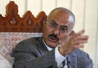 Yemen ex-president amassed up to $60bn, colluded with rebels -UN experts