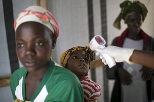 Ebola waning, but WHO must respond better next time, Chan says