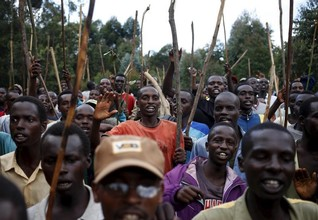 Burundi says considers delaying elections amid prolonged protests