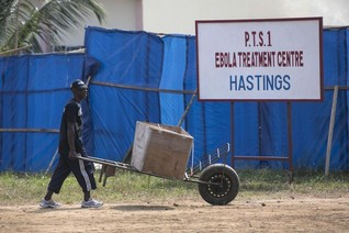 Sierra Leone 3-day Ebola lockdown leaves capital 'eerily quiet'