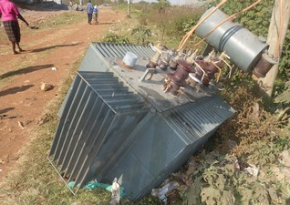 Thieves fry Kenya's power grid to cook fast food