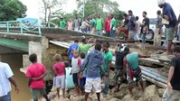 Floods devastate Solomon Islands