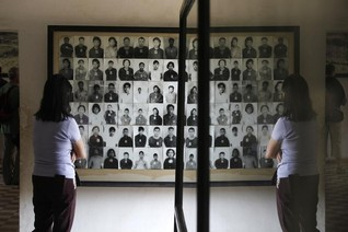 UN-Cambodia tribunal charges two more ex-Khmer Rouge cadres