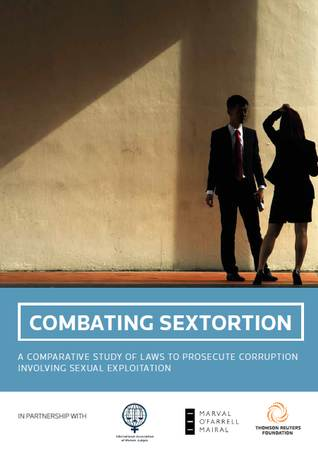 Combating Sextortion: A Comparative Study of Laws to Prosecute Corruption Involving Sexual Exploitation