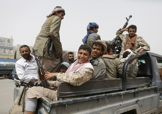 Yemen's Houthi fighters have tough record in ground war