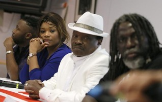 West African artists urge French-speaking nations to act on Ebola