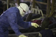 WHO advises male Ebola survivors to abstain from sex