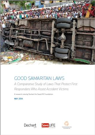 Good Samaritan Laws: A Comparative Study Of Laws That Protect First Responders Who Assist Accident Victims