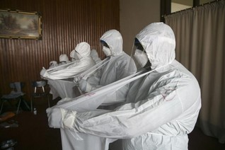 After Ebola, flu and drug resistance top pandemic threats