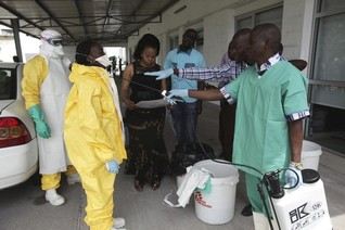 Congo and WHO investigate possible Ebola outbreak