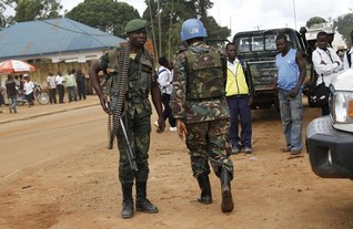 Up to 80 people killed by suspected Ugandan rebels in Congo -group