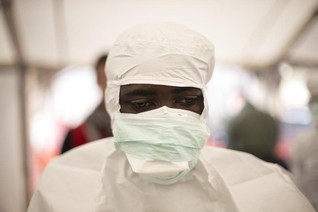 U.N.'s Ebola mission should be closed once battle won - Ban