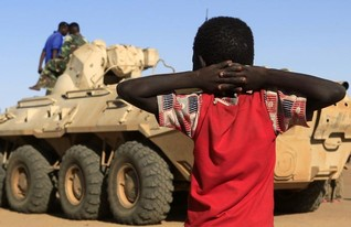 War-weary Darfuris see grim future with or without UN peacekeepers