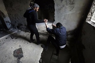 Syrian rebels reject U.N. envoy's ceasefire plan