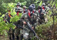 Colombia's ELN rebels recruit girls to extort illegal miners