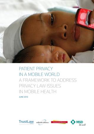 Patient Privacy in a Mobile World: A Framework to Address Privacy Law Issues in Mobile Health