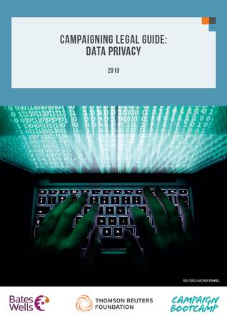Campaigning Guide: Data Privacy