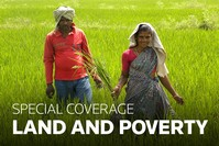 Special coverage: Land and poverty