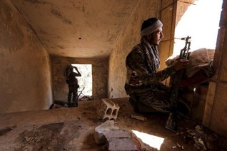 "Kurdish militia in Syria accuses Turkey of ""provocative"" attacks"