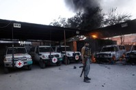 Aid workers in Afghanistan increasingly under threat - U.N.