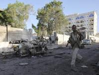 U.N. monitors warn of 'systematic' Somali arms diversion