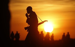 Tears, chants as rebel child soldiers are freed in South Sudan