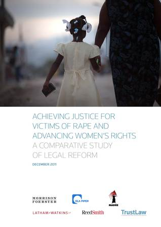 Achieving Justice for Victims of Rape and Advancing Women's Rights: A Comparative Study of Legal Reform