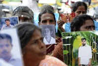 Sri Lanka counts war dead after pressure from abroad
