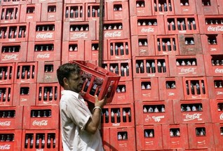 Indian villagers in Modi's constituency blame Coca-Cola for water scarcity