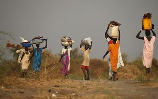 Scale of South Sudan sexual violence is unprecedented - Red Cross