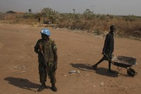 S.Sudan deploys army to guard UN base after attack