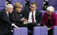 Merkel under pressure from her own ahead of EU migration summit