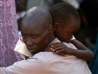 Syria, Congo, S.Sudan minorities face increased risk: survey