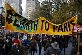 World leaders to launch bid for climate breakthrough in Paris