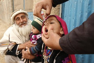 "Polio eradicators hail historic progress, aim to ""finish the job"""