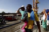 Italy coast guard rescues 1,800 sea migrants, five found dead