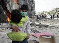 U.N. chief demands Security Council action on Syria