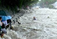 Death toll from China typhoon rises to 19 - Xinhua